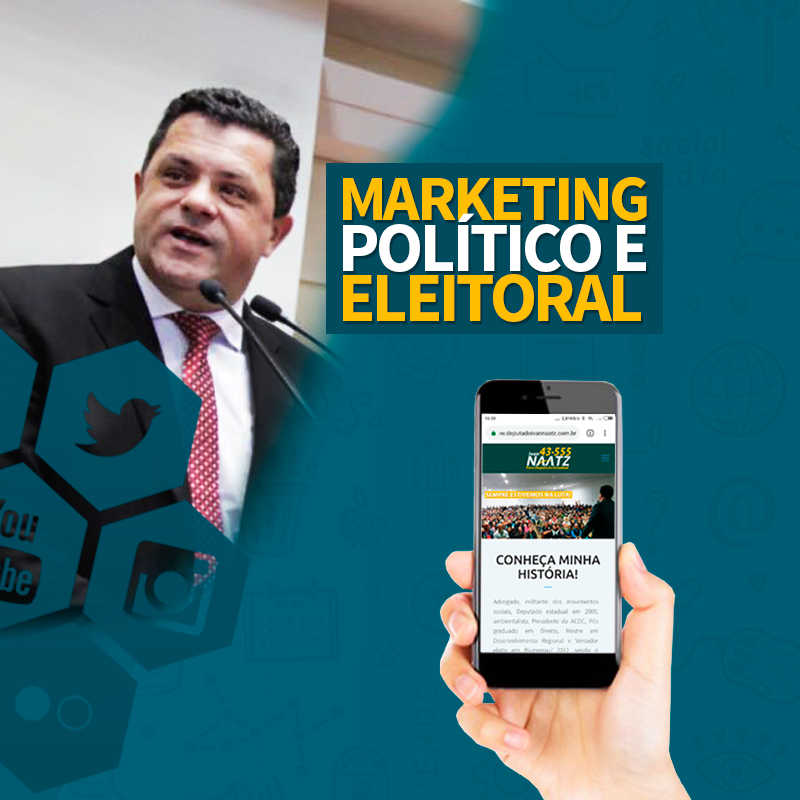 marketing digital eleitoral